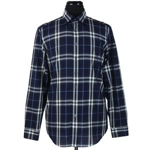 Burberry Brit L/S Shirt Blue Nova Check Medium